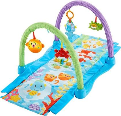 Fisher Price Kick 'n Crawl Musical Seahorse Gym από το Moustakas Toys