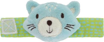 Kikka Boo Kit The Cat Wrist Rattle από το Polihome