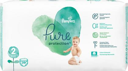 Pampers Pure Protection No 2 (4-8kg) 39τμχ από το Pharm24