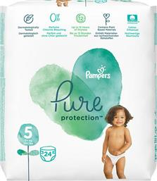 Pampers Pure Protection No 5 (11+kg) 24τμχ από το Pharm24