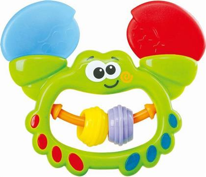 Playgo Seaside Crab Shaker από το Moustakas Toys